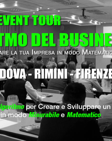 Copertina Facebook L'Algoritmo del Business tour generale